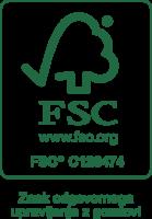 Prima certifikat FSC original